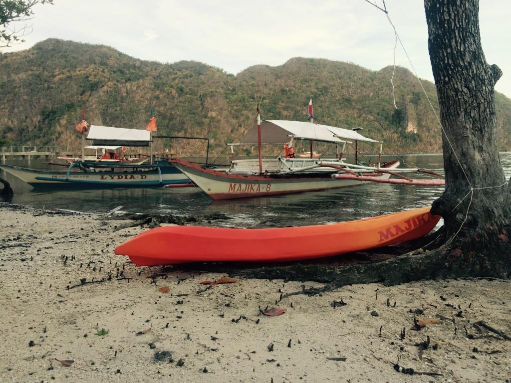 Kayak&Bangka