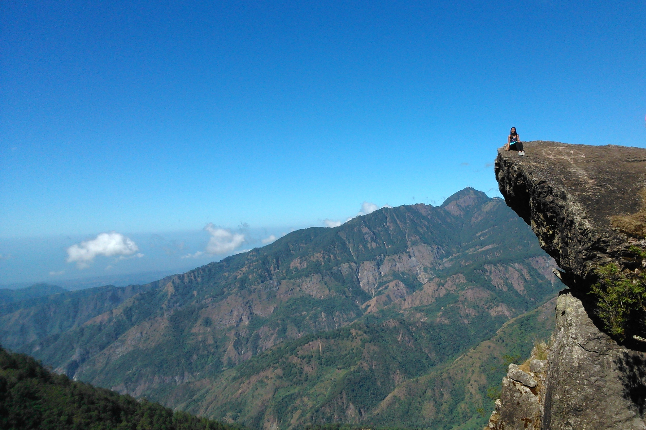 Reaching the Clouds – Mt. Ulap, Cordillera, Philippines